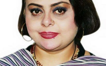 Veteran artist Mehwish is no more with us