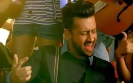Atif Aslam's single 'Zindagi Aa Raha Hoon Main' is out now