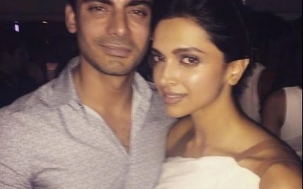 Fawad Khan Spotted In A Party Hosted By Deepika
