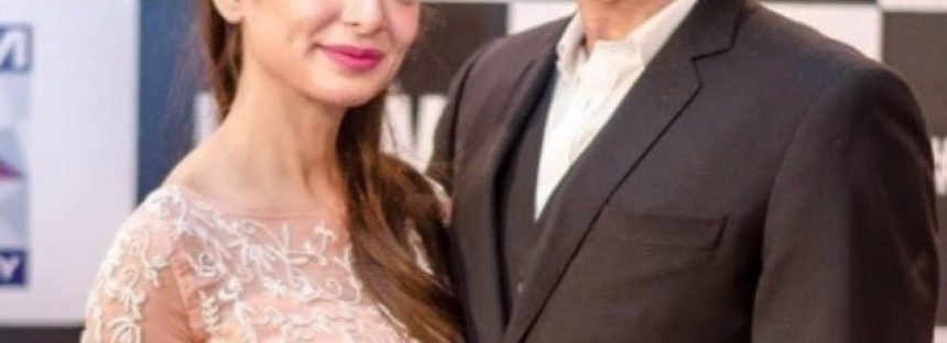 Sarwat Gillani and Fahad Mirza Blessed With A Baby Boy