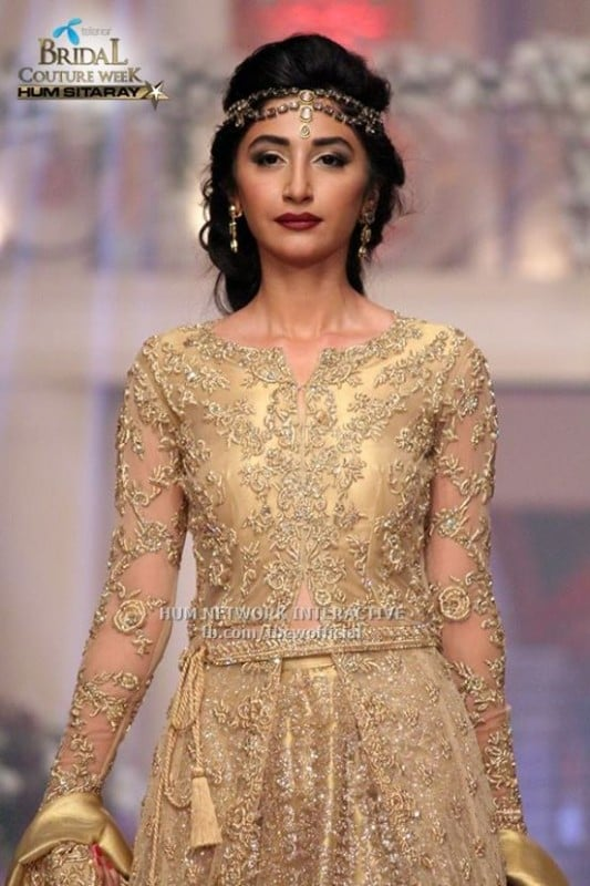 Celebrities at Telenor Bridal Couture Week 2015 Day3 - 15