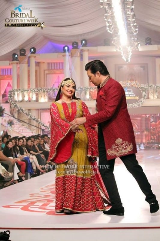 Celebrities at Telenor Bridal Couture Week 2015 Day3 - 16