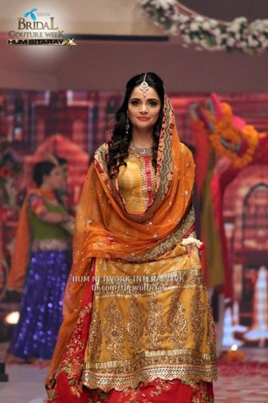 Celebrities at Telenor Bridal Couture Week 2015 Day3 - 5