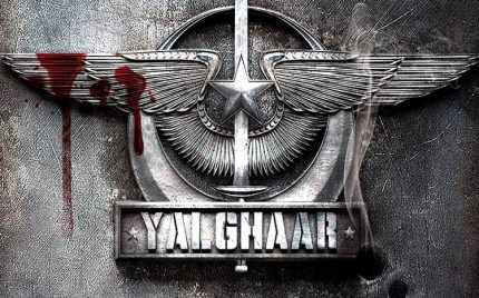 Yalghaar (یلغار), first look is out