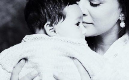 Mehreen Raheal Talks Passionately About Motherhood