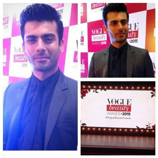 """Vogue Declares Fawad Khan As The """"Most Beautiful Man"""" In India!"""