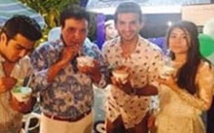 Syra & Shehroz Celebrate Nooreh's First Birthday – Pictures