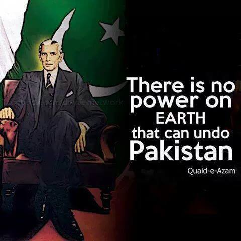 no power can undo Pakistan
