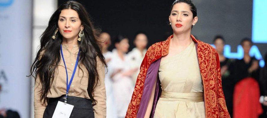Feeha Jamshed Tells Why Mahira Khan Prefers Wearing Her Designs