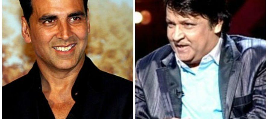 Akshay Kumar Is Umer Sharif's Fan