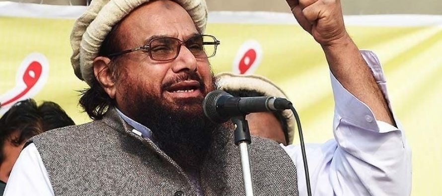 Hafiz Saeed in court to ban upcoming Bollywood's Phantom