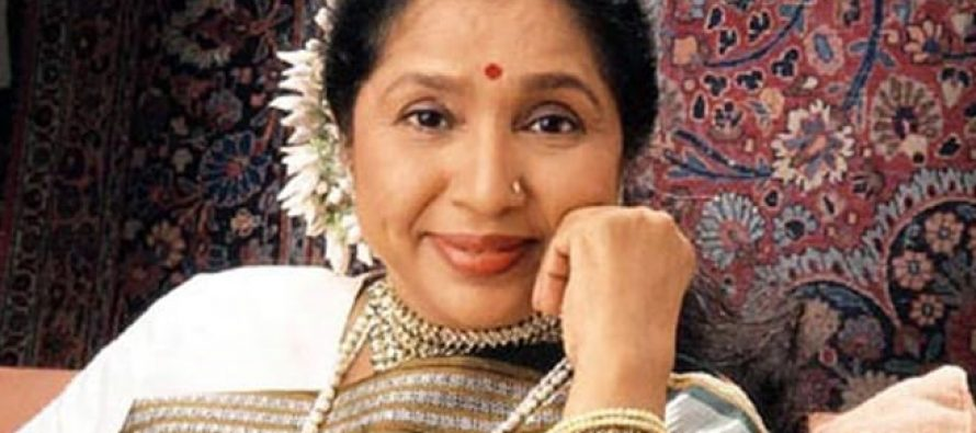 Asha Bhosle Praises The Good Lyrics And Wordings Of Pakistani Songs