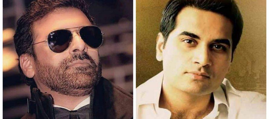 Shamoon Abbasi Reminds Hamayun Saeed He Is Old!!
