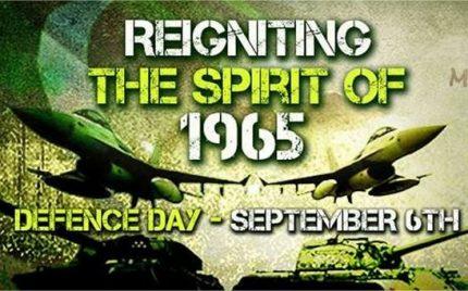 Rejuvenating the Spirit of 6th September