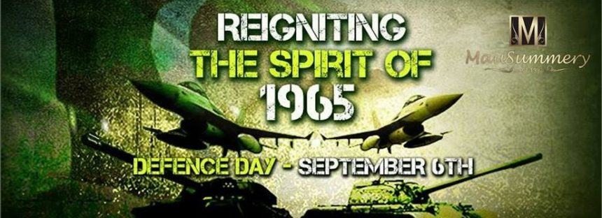 Rejuvenating the Spirit of 6th September