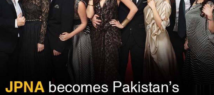 Jawani Phirr Nahin Aani (جوانی پھر نہیں آنی), the highest earning film in Pakistan