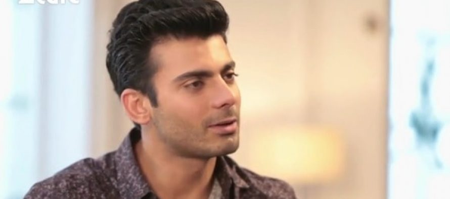 """""""I Never Thought Of Myself As A Very Attractive Man"""" – Fawad Khan"""