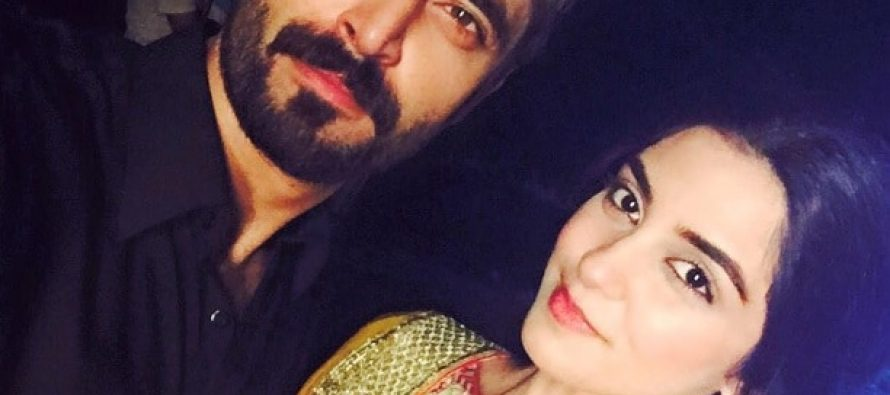 """Pictures From The Sets Of """"Tera Gham Aur Hum"""""""