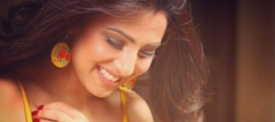 Ushna Shah Looks Young & Innocent In Her New Look