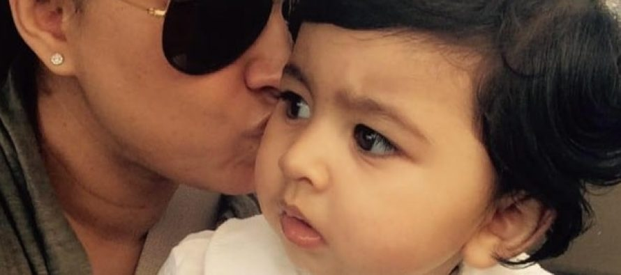 Mehreen Raheal Is Enjoying Being A Mother