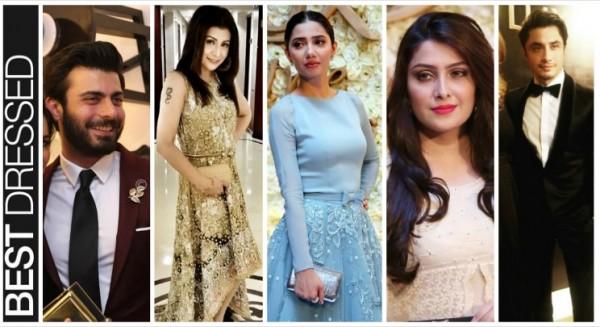 Top 5 Best Dressed Celebrities At LSA 2015