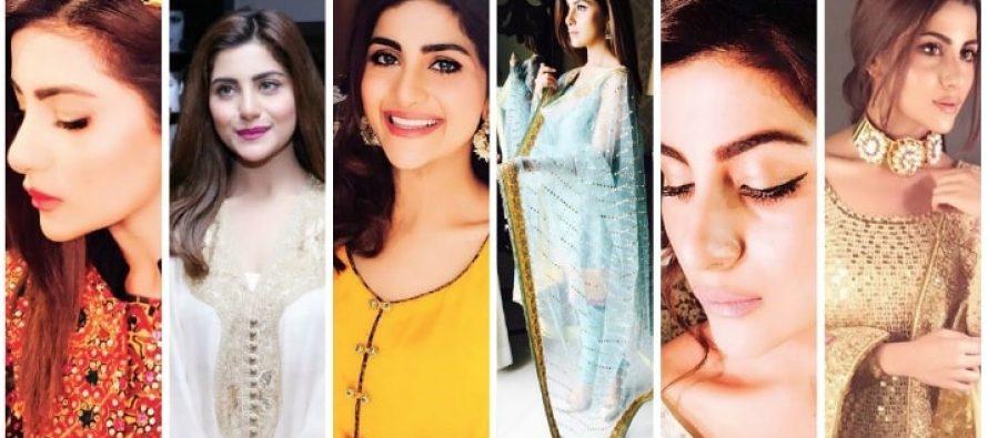 6 Looks Of Sohai Ali Abro That Will Blow You Away