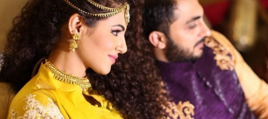 Annie Khalid Gets Married In Style – Pictures