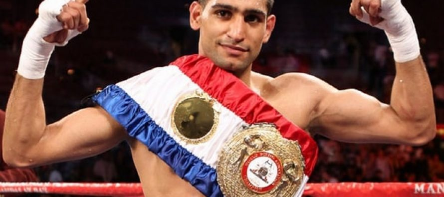 """""""My Family's Support Is The Secret Behind My Success"""" – Amir Khan"""