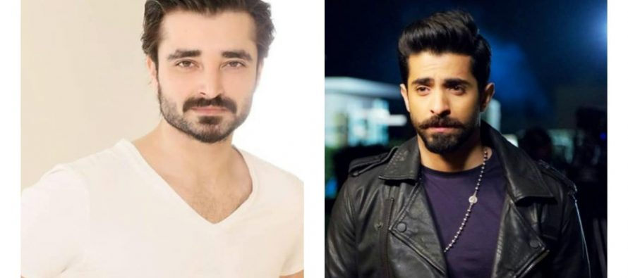 Sheheryar Munawar Challenges Hamza Ali Abbasi