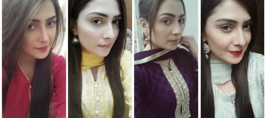 Ayeza Khan Is Back With A Bang