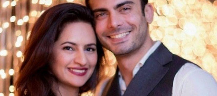 Fawad Khan And Sadaf Fawad Celebrate 10 years Of Marriage