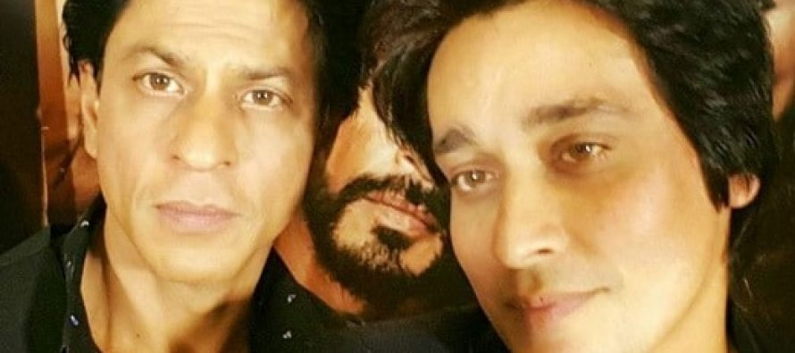 "Shah Rukh Khan Thinks Sahir Lodhi Is ""Beautiful"""