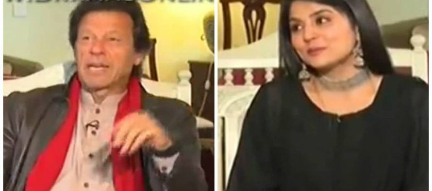 Imran Khan Talks About His Feelings After The Divorce