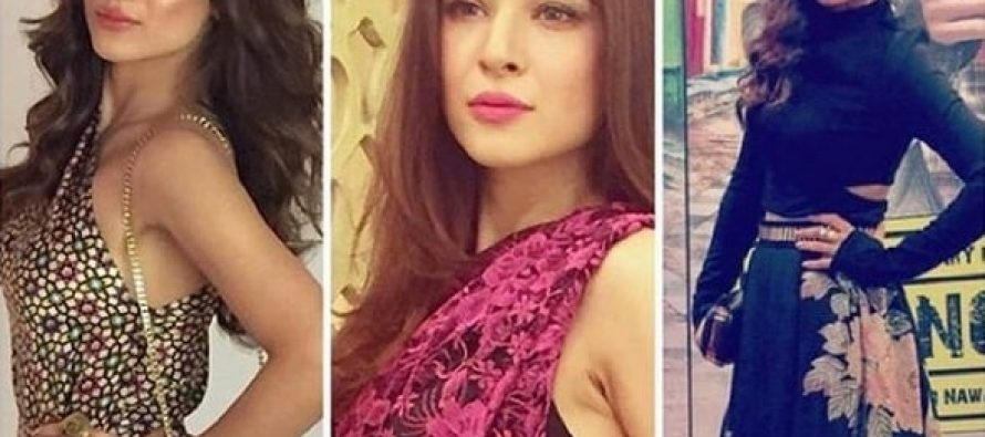 """Ayesha Omar Says She Cried When She Saw The Stage For """"Tutti Frutti"""""""