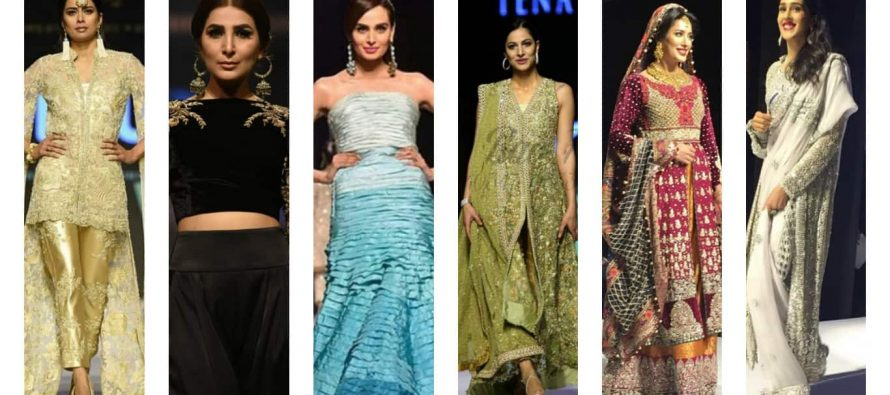 Fashion Pakistan Week Continues In Full Swing – Pictures