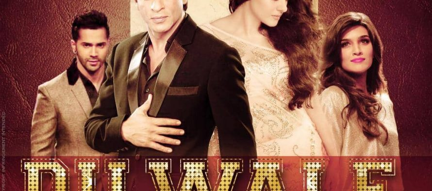 Bollywood's Dilwale leading the advance bookings