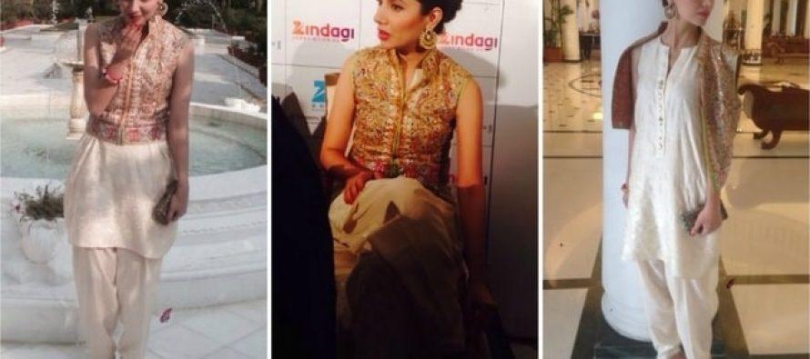 "Mahira Khan Ranked 10th on ""Sexiest Asian Women"" List"