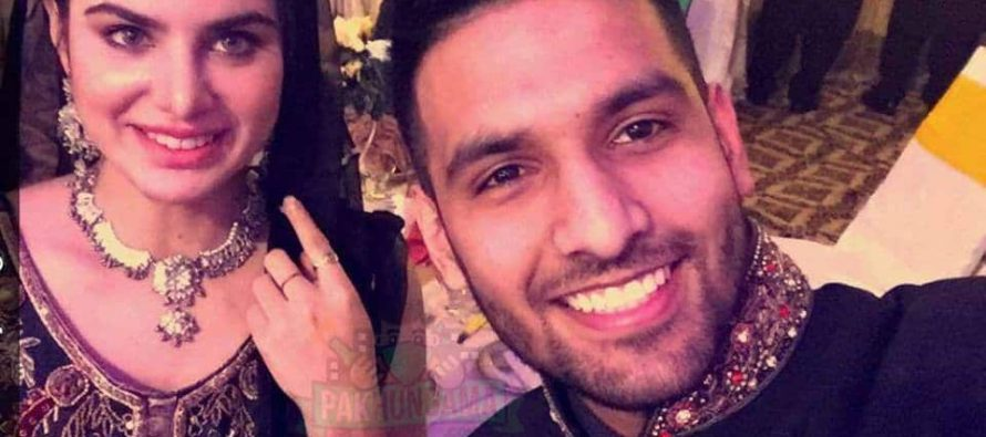 Zaid Ali.t Got Married – Exclusive Pictures