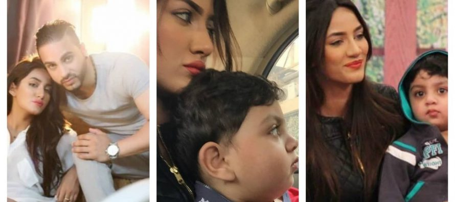 Mathira Enjoying Her Family Life – Pictures