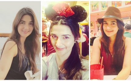 Rabab Hashim Enjoying Her Holidays – Pictures