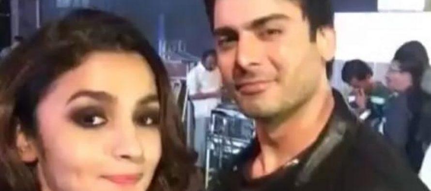 Fawad Khan's Dubmash With Alia Bhatt