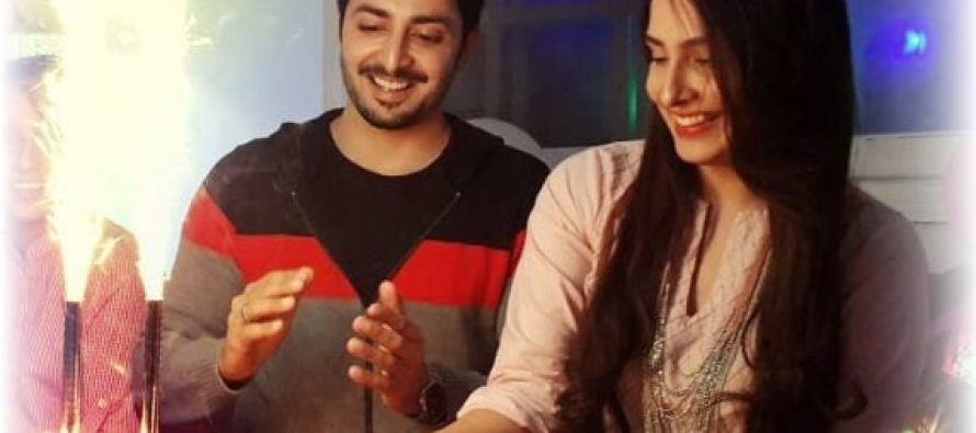 Ayeza Khan's Surprise Birthday Party – Pictures