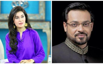 """Shaista Lodhi Is An Iron Lady"" – Aamir Liaquat"