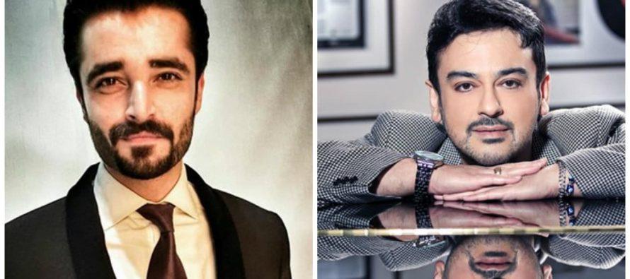 Hamza Ali Abbasi Asks Adnan Sami To Stop Hurting People's Feelings