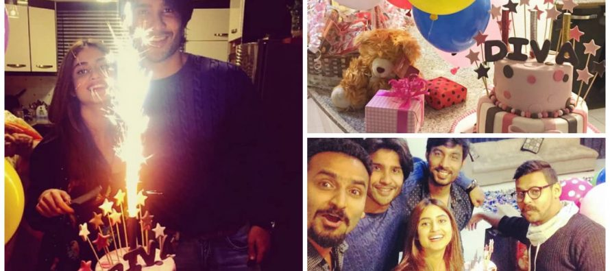 Sajjal Ali Celebrated Her Birthday With Friends And Family