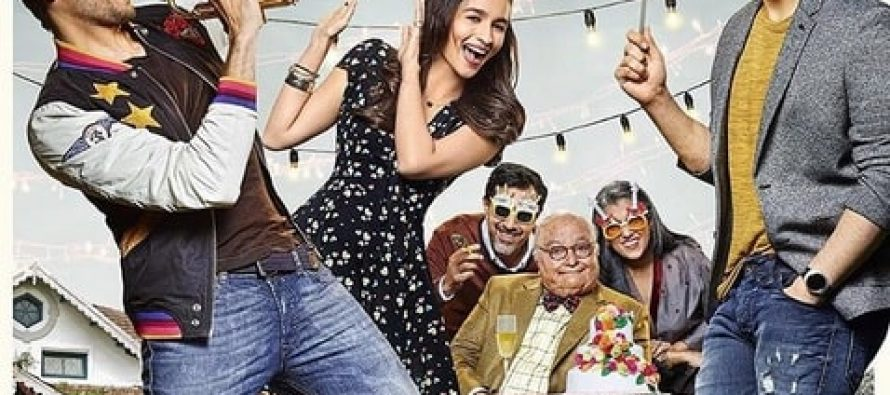 Kapoor And Sons' First Look Revealed