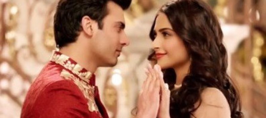Fawad Khan And Sonam Kapoor's First Commercial Together