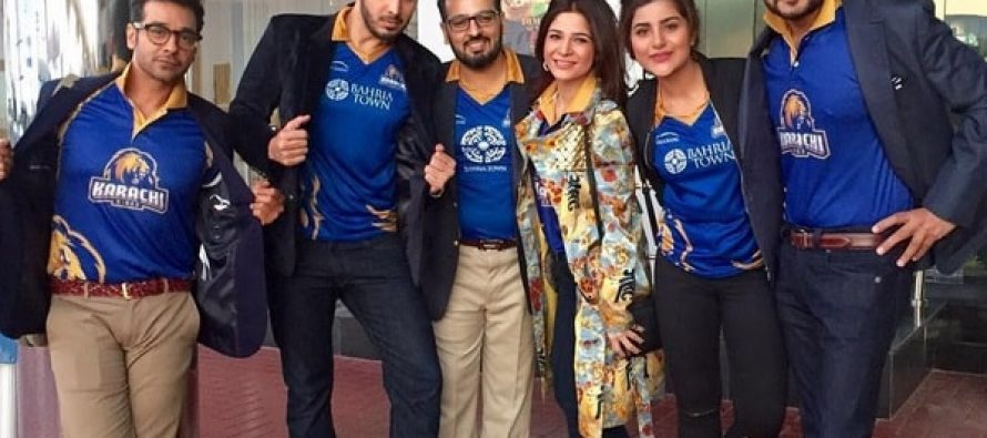 Preparations For PSL In Full Swing – Pictures