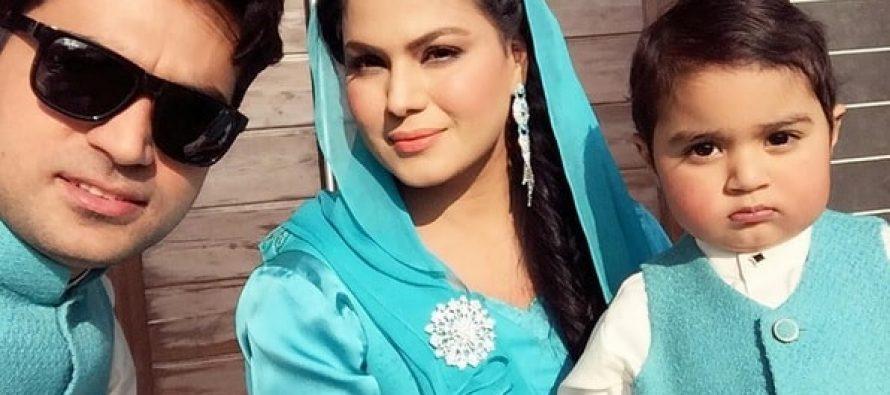 Veena Malik Loves Her Husband For His Honesty and Kind Nature