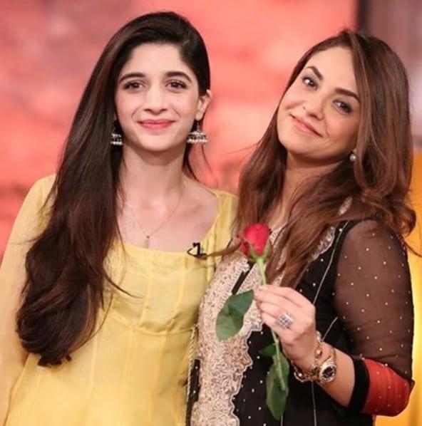 Nadia Khan Applauds Mawra Hocane For Avoiding Vulgar